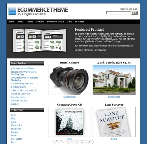 ecommerce-theme