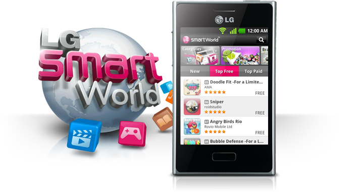 LG SmartWorlde Nasıl Kayıt Olunur