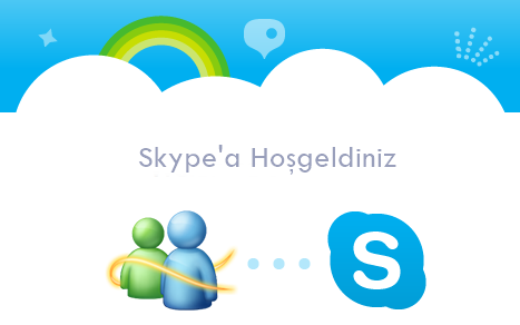 skypemsn, resimli anlatım msn skype güncelleme msn skype birleştirme MSN Hesabıyla Skype Nasıl Açılır MSN Hesabıyla Skype Açma MSN Hesabıyla Skype