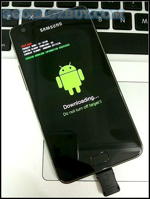 android-download-mode