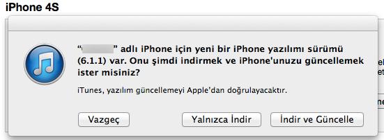 iphone_4s_güncelleme_yapmak