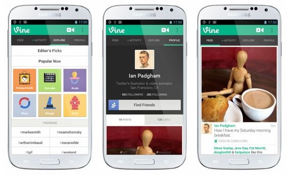 vineandroid