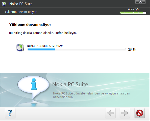 nokia pc suite 71180 final