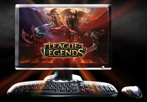 Avea League of Legends Kampanyası