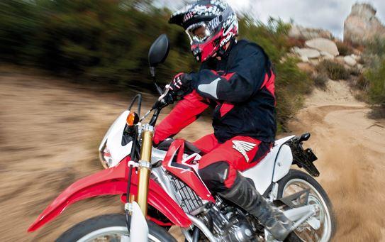 Honda CRF250L Özellikleri