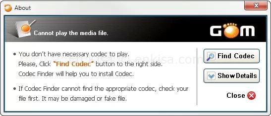 gomplayer_codec_paketi