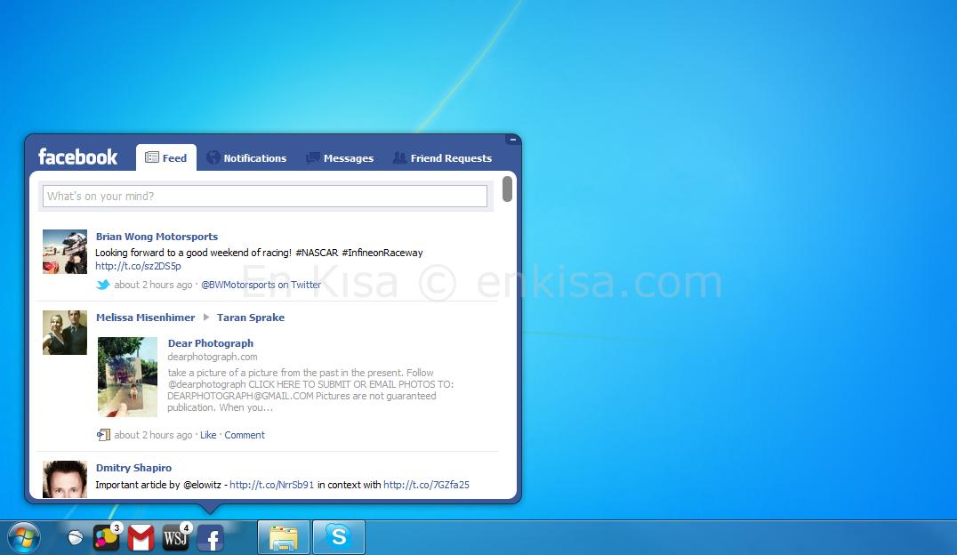 Facebook-Desktop