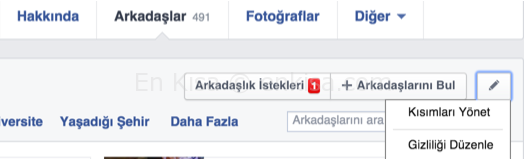 facebook-arkadas-listesi