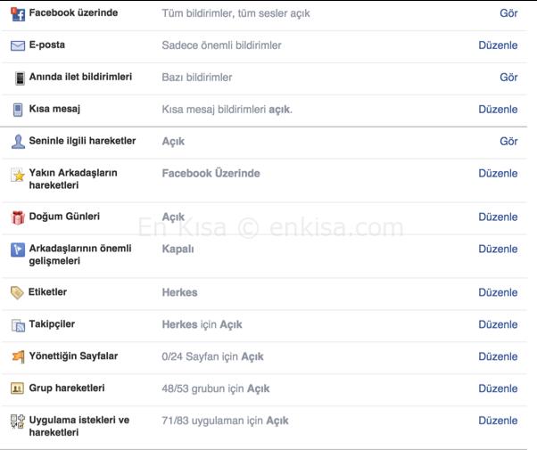 facebook-bildirim-ayarlari