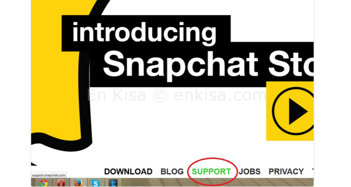 snapchat-hesabi-silme