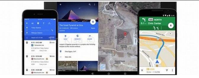 google-maps-tasarim-guncelleme