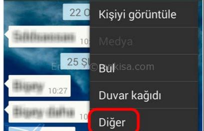 whatsapp-kisi-engelleme