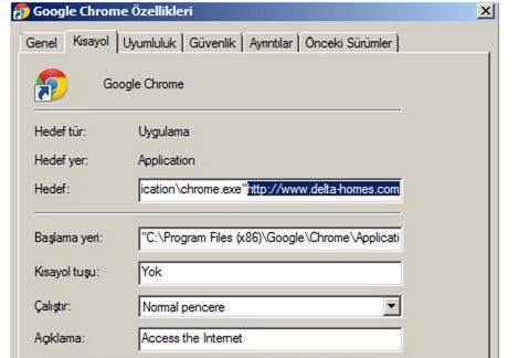 google-chrome-delte-homes