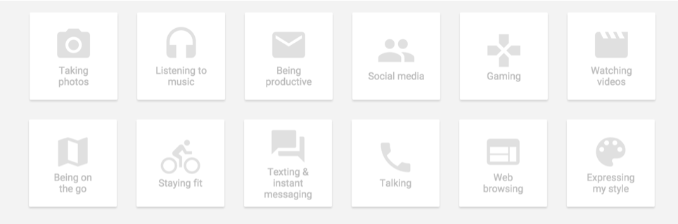 google-telefon-secmek