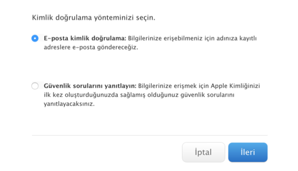 app-store-sifre-degistirme
