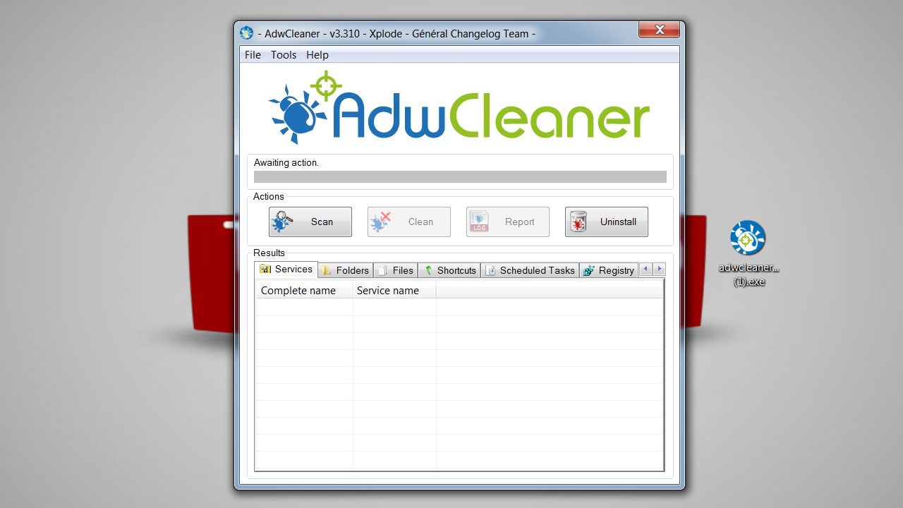 AdwCleaner-tarama-islemi