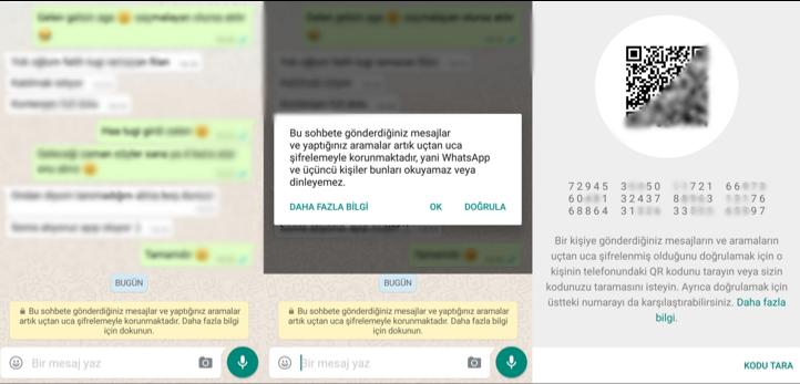whatsapp_uctan_uca_sifreleme_nedir