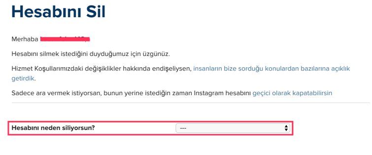 instagram-hesabi-kapatmak