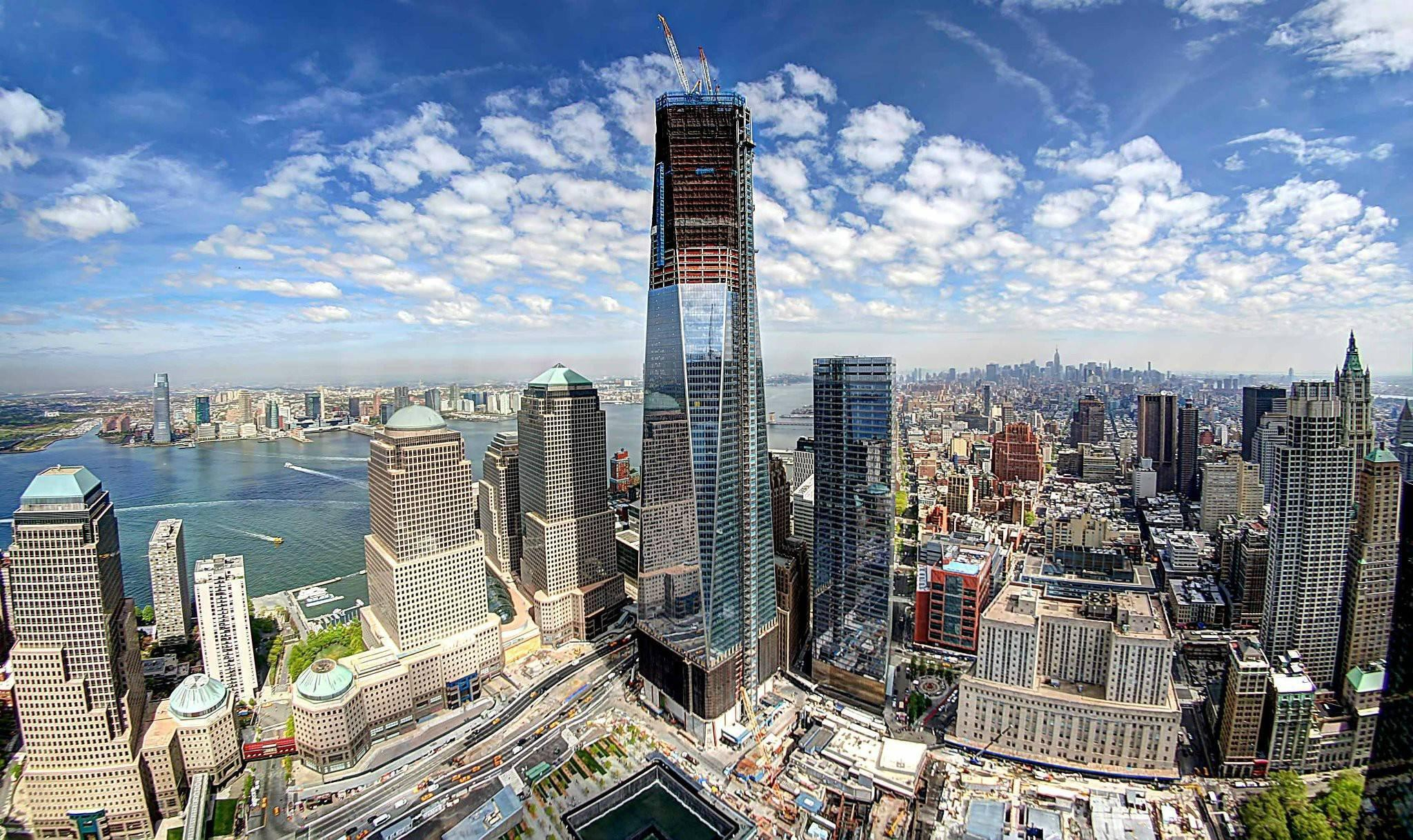 The official source for the World Trade Center and Downtown Manhattan Learn about the 5 iconic office towers Memorial and Museum transportation hub and abundance