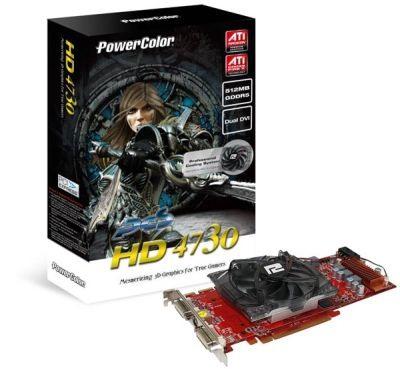 Radeon hd serisinin yeni ekran kartı hd 4730